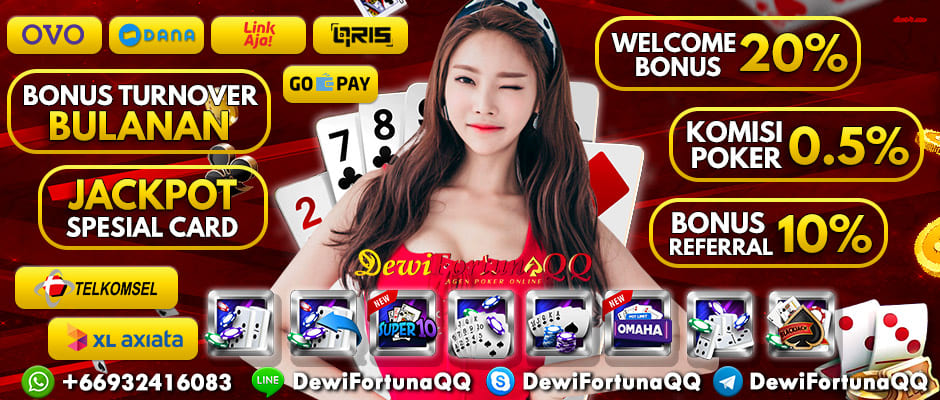 Website Formal Poker Terpercaya Terkini 2020